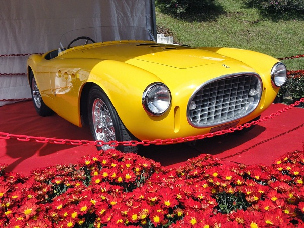 Ferrari 212 Barchetta