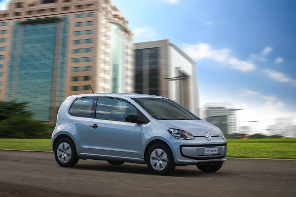 VW up!, 1.0 automatizado, no caminho das boas vendas