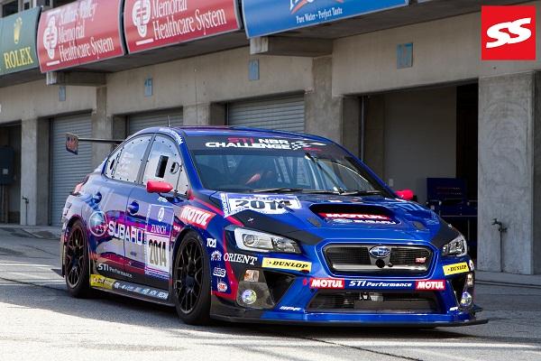 subaru-WRX-STI-NBR-challenge-2014-front-three-quarter-pit-lane