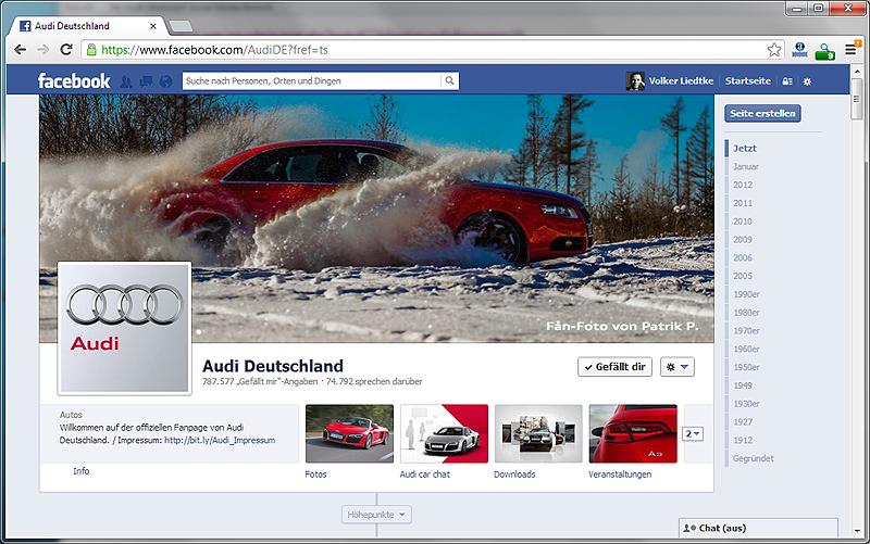 Audi-Deutschland-@-The-Facebook