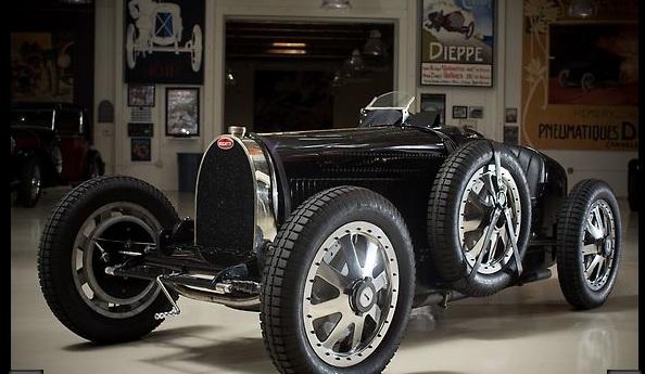 Você jura ser alsaciana Bugatti - mas é argentina Pur Sang