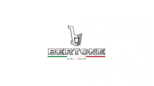 O logo Bertone