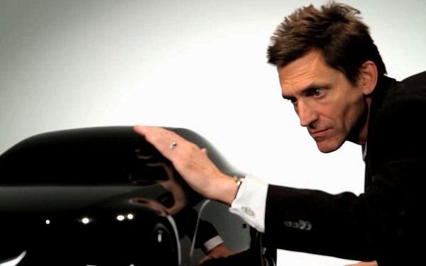 Tom Kearn, chefe de design da Kia Motors