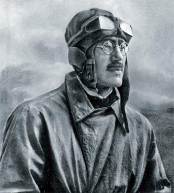 o aviador Eduardo Pacheco Chaves.