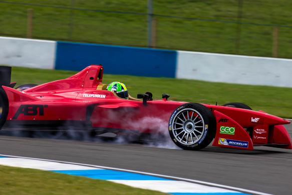 Lucas di Grassi está confirmado na Fórmula E.