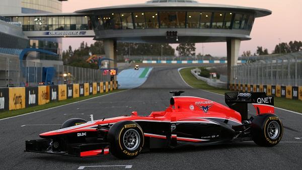 A tal descoberta da Marussia. A solução para a Scuderia Ferrari?