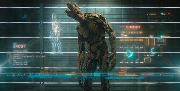 Groot: Vin Diesel faz a voz