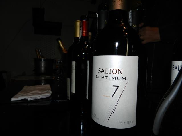 O tinto Salton  Septimum