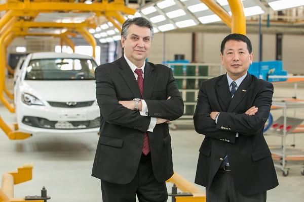 Luis Curi e Roger Peng: Brasil e China unidos