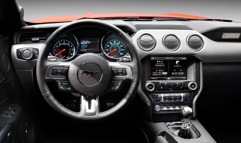 Mustang2015-Áudio