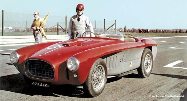 Ferrari 225 Vignale