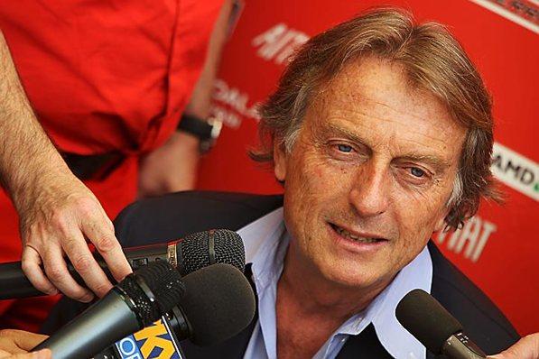 """""""Eu fico na Ferrari!"""", as palavras de Montezemolo!"""