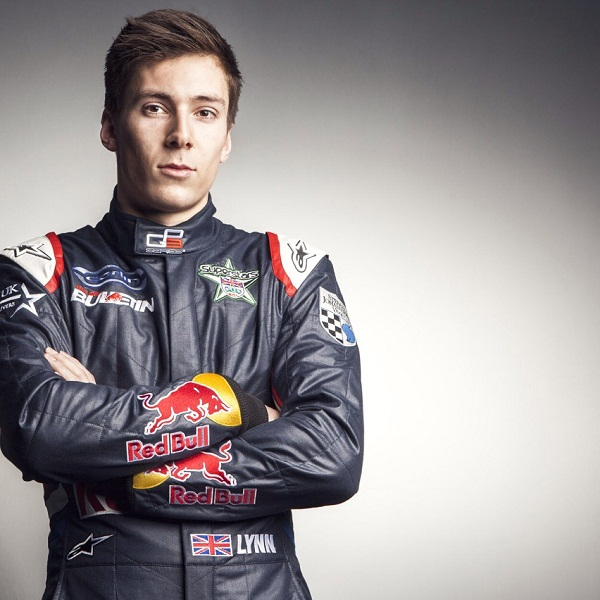 Alex Lynn, da Red Bull Junior Team, pilotava o RB7