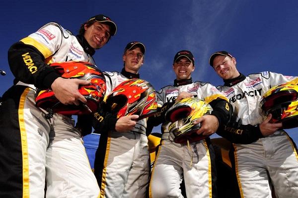 Equipe X Rally Team que vai de Ford Ranger