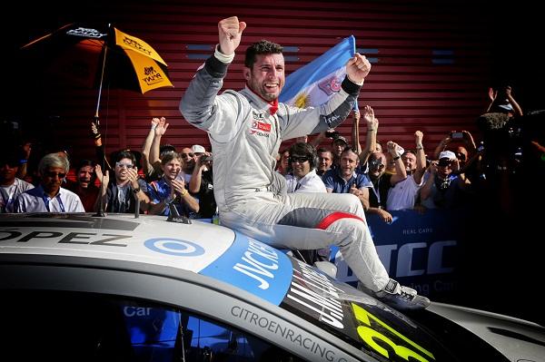 FIA WORLD TOURING CAR CHAMPIONSHIP 2014 - ARGENTINA