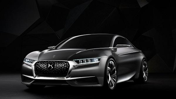 Apesar da grade com inspiração em Audi, o Divine apresenta o conceito de linhas da marca DS.