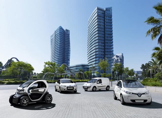 Carros-elétricos-da-Renault