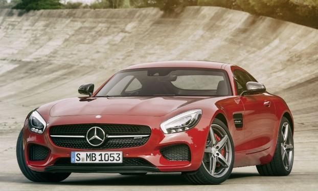 AMG GT. Novo carro, nova marca.