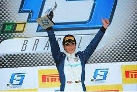 Pedro Piquet, 16, campeão antecipado, Fórmula 3 Sul Americana
