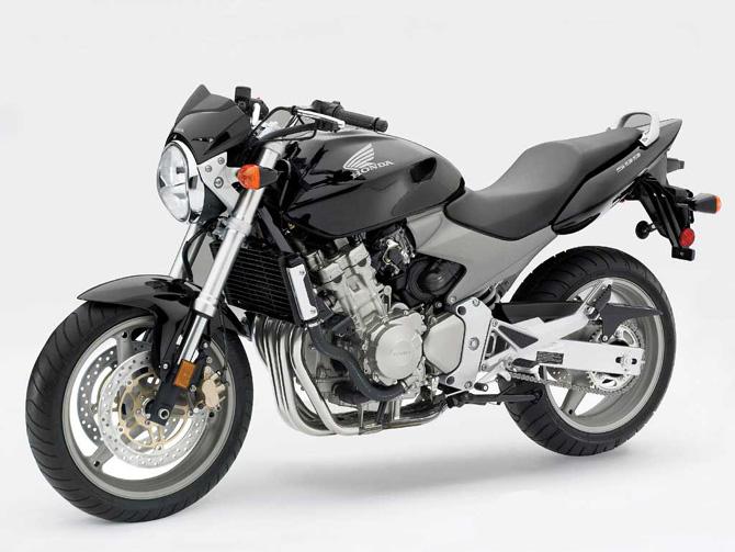 Honda CB 600F Hornet 06