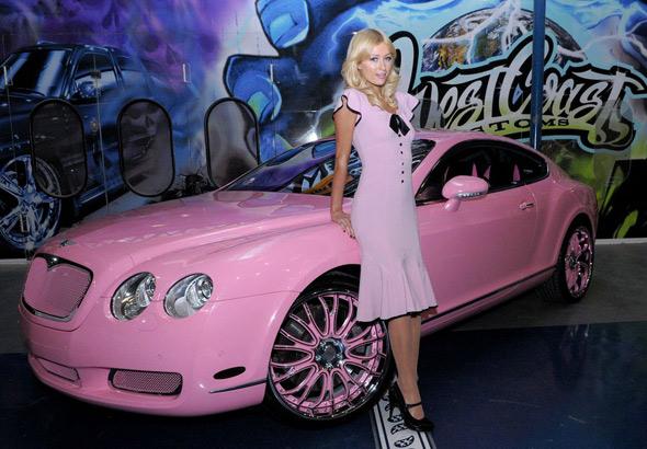 bentley Barbie
