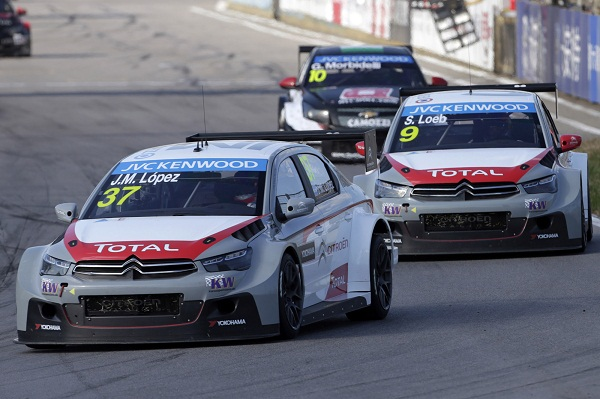 FIA WORLD TOURING CAR CHAMPIONSHIP 2014 - BEIJING CHINA