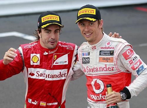 Alonso-Button-posibles-compañeros