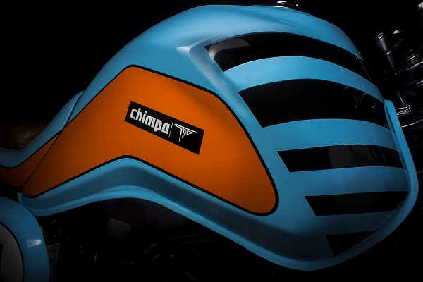 Chimpa TMC Cafe Racer  Gulf (9)