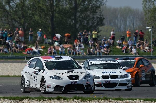 FIA ETCC Slovakiaring, Slovak Republic 26-28 April 2013