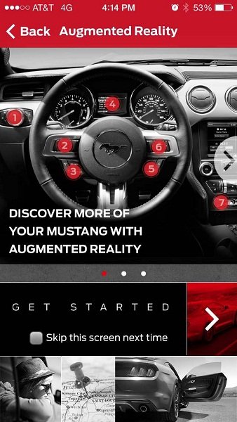 Ford, Tweddle Launch New Interactive Mustang App