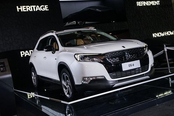 DS 6, ex Citroën, marca e rede próprias