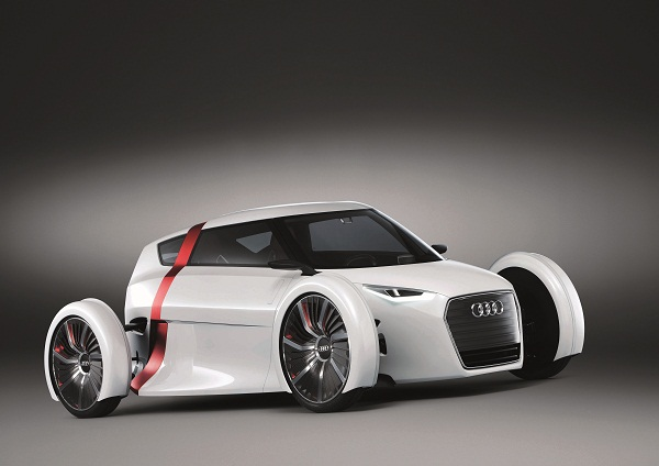 Audi future lab: mobility/Audi urban concept