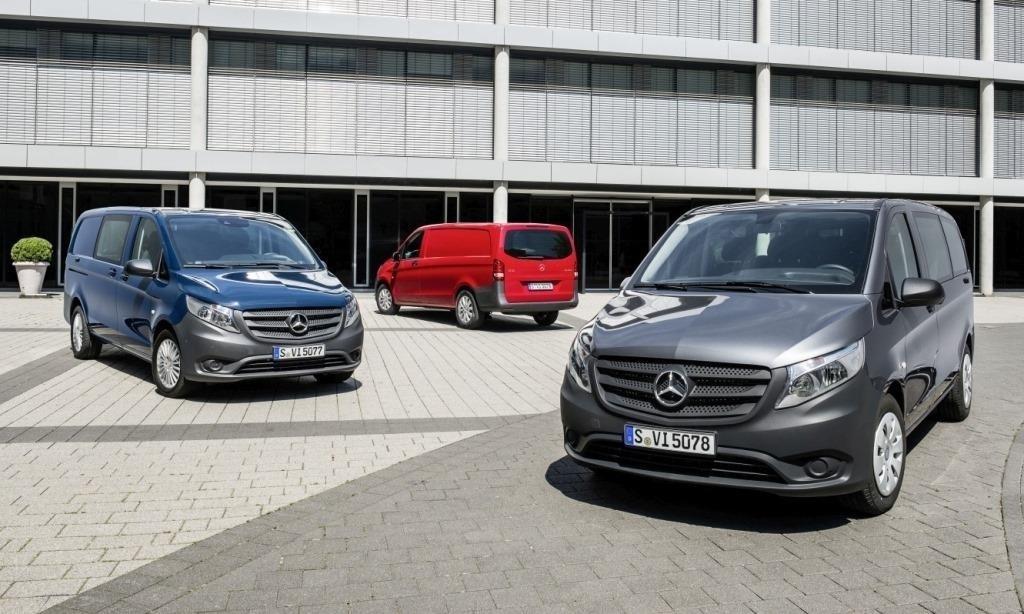 Mercedes Vito. Imposto adicional limita-o a exportações