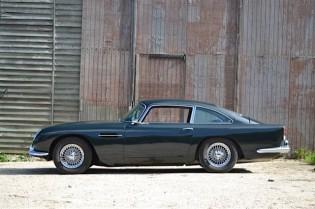 Aston Martin DB5, 1964, quase E 1M