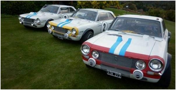 Os Torino de volta aos brilhos 50 anos após as 84 Horas de Nurburgring