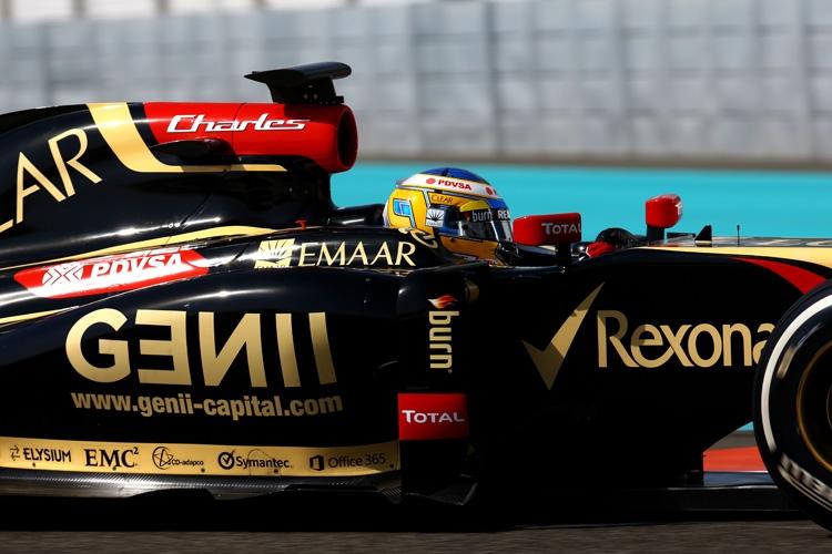 Rexona trocou a Lotus pela Williams
