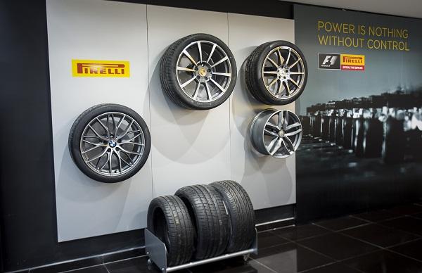 Pirelli - Caçula de Pneus MotorSport 02
