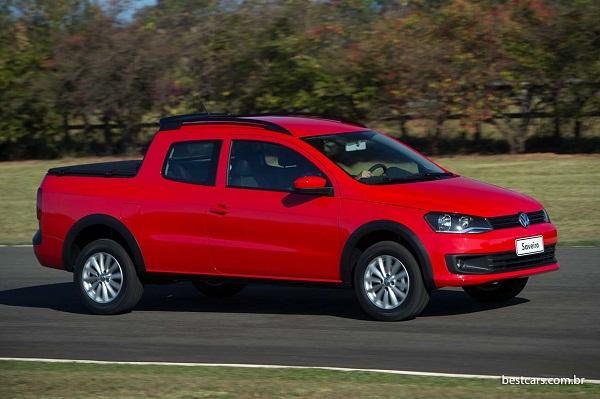 VW Saveiro Trendline