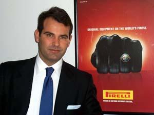 Marco Maria Tronchetti, da Pirelli