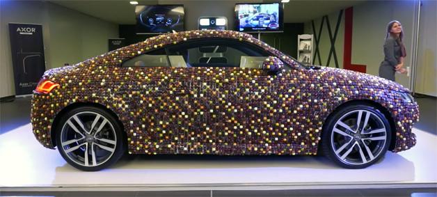chocolate-covered-audi-tt