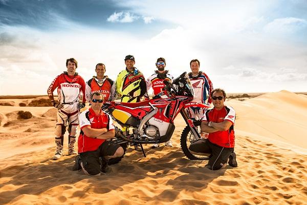 Honda South America Rally Team