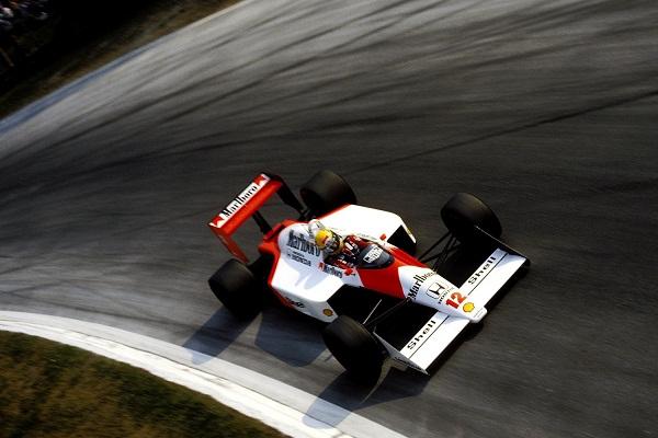 Senna, McLaren e Honda: títulos e mais títulos.