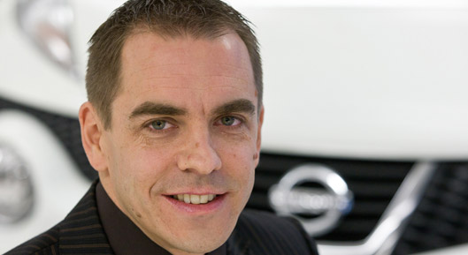 Bastien Schupp, da Nissan