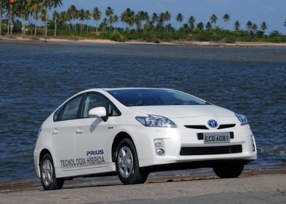 Prius, sucesso de vendas da marca