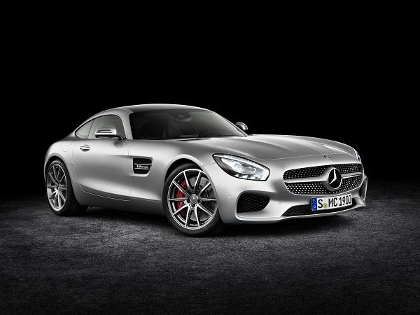 AMG GT, nova marca, novo carro