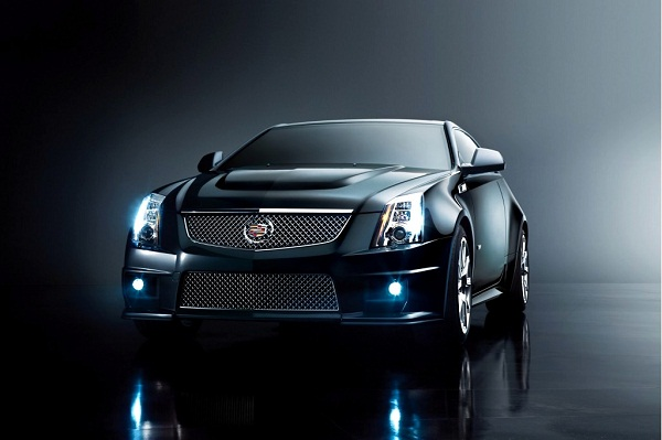 2015-Cadillac-CTS-V-Coupe-Front-View