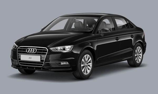 A3 sedan 1.4: alavanca da Audi