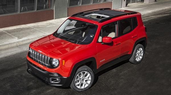 Renegade, Jeep volta ao Brasil
