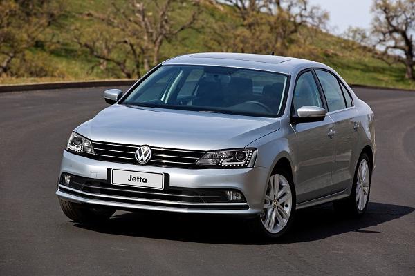 Jetta, topo dos VW nacionais