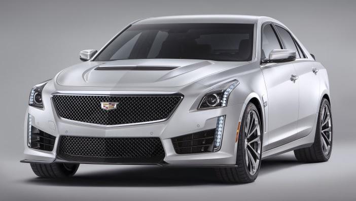 Cadillac CTS-V, motor Corvette